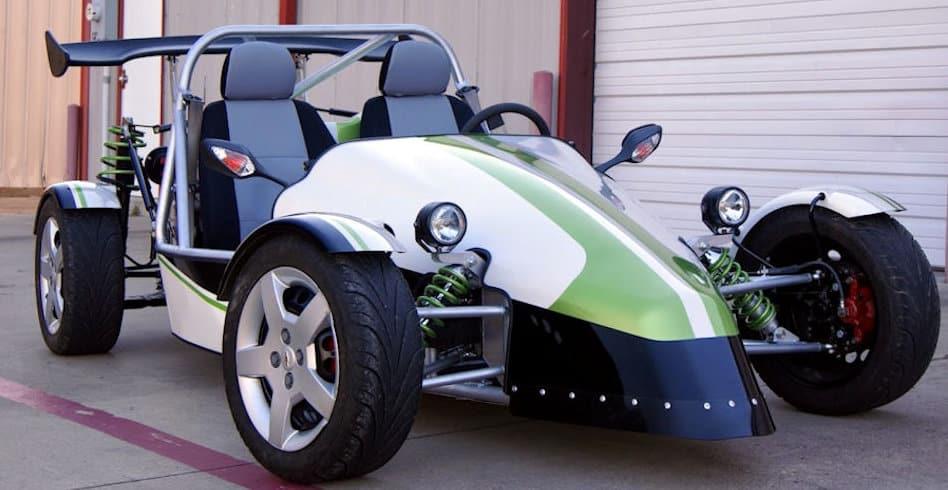 Df Kit Car >> A Price Fighter Ariel Atom Kit Car Car Enthusiast Stuff